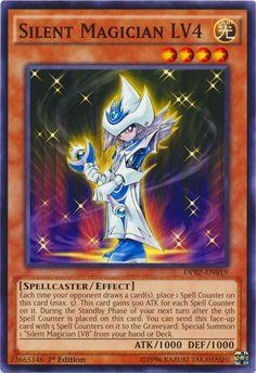 Silent Magician LV4 DPRP-EN019 Common