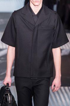 "monsieurcouture: "" Prada F/W 2015 Menswear Milan Fashion Week """