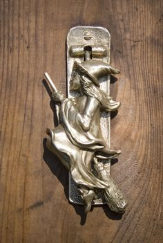 Witch Door Knocker                                                                                                                                                      More