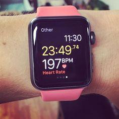 Back to the zone! I  this felling  #workout #applewatch #cardioyunkie #bpm #fitmom #fitnessjourney #workingonmyfitness #latergram #iworkout  #zumba #zumbainstructor #zumbahappy #zumbalife  by yiyamaville_