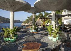 Hotel Boca Chica terrace