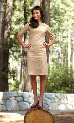 Shabby Apple Maple dress $92