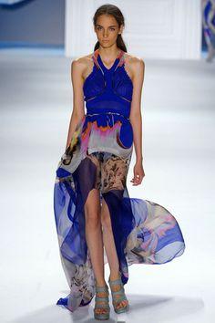 vera wang- love the royal blue