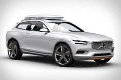 Volvo Concept XC Coupe - Make this in black and you've got a customer