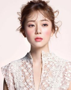 Baek Jin Hee for Marie Claire