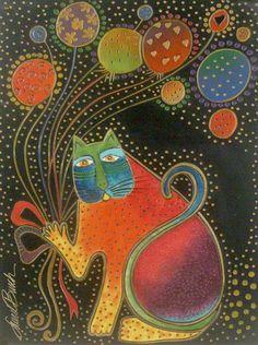 Laurel Burch Fantastic Felines™ Wall Decor Collection | Laurel Burch