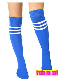 96afca46c3e Knee high three striped tube socks Keep your feet and calf warm in cold  weather Great