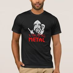 61e8e604 VIKING METAL Shirt - tap to personalize and get yours Evolution T Shirt, Dad  Rocks