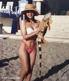constance marie lopez Bikini
