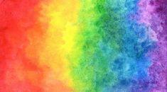 Watercolor Walls, Watercolour, Rainbow Background, Fabric Wall Art, Rainbow Colors, Wall Murals, Canvas Wall Art, Easy Install, Clip Art