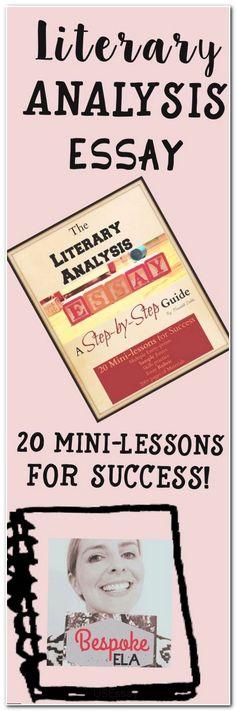 0010 literaryanalysisoutline by Diane via Slideshare