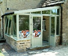 Sun Lounge (Lean To) Conservatories | Ellwood