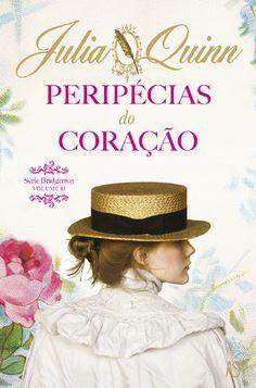 The Viscount Who Loved Me by Julia Quinn, Portuguese edtion. Peripécias do Coração.
