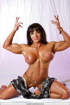 Marina Lopez P C  C2 B7 Muscle Girls