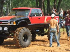 wrangler butts and jacked up trucks <3