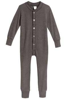 Amazon.com: City Threads Baby Boys' and Girls' Union Suit Thermal Underwear Long John Pjs: Clothing