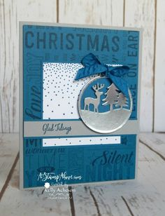 Silver Sparkle by Technique_Freak - Cards and Paper Crafts at Splitcoaststampers