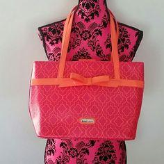 Zoe Sundae Purse Super fun and cute purse in great condition. Fun bright colors. Cherry print material inside. zoe sundae  Bags Shoulder Bags