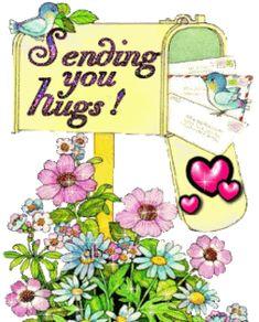Hugs Glitter plaatjes - Animaatjes.nl