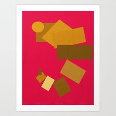 The Mustard Chameleon by Fernando Vieira