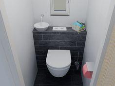Klein toilet overziicht verrassend goed gevonden