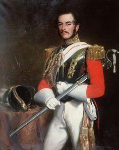 Portrait of Arthur Walsh (1827–1920), 2nd Baron of Ormethwaite, 1847 by Sir Francis Grant (Scottish 1803–1878)