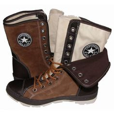 Converse Storm Boot XHi Leather Brown