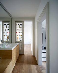Continuous spaces, Ljubljana, Slovenia by OFIS Arhitekt