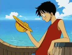 Oldschool Luffy