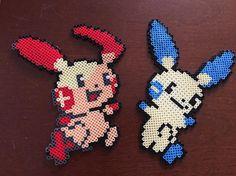 Pokemon perler beads by pokemon4391