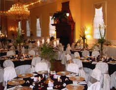 1859 Ashton Villa: Friday$1500 Ballroom capacity is 150 seated with dance floor, 200 seated without dance area and 300 for a stand-up event.