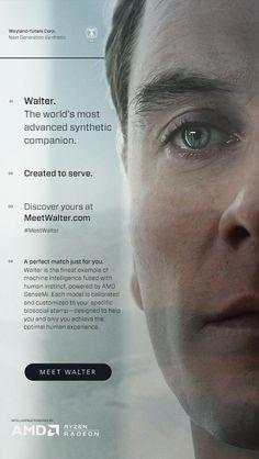 Hoje, a20th Century Fox divulgou um site, cartaz e vídeo virais sobre Walter, um dos androides interpretados por Michael Fassbender em Alien: Covenant, a continuação de Prometheusque novamente te…