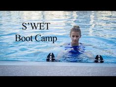 This video features an intense aqua boot camp experience intended for more advanced fitness levels. However, many of the moves can be modified to accommodate...
