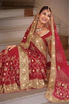 Wedding Sari.