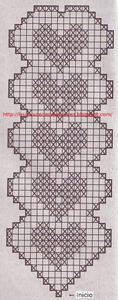 Pin by carrie jolly on filet crochet pinterest crochet filet crochet slo con paso a paso o video filet crochetcrochet diagramcrochet ccuart Images