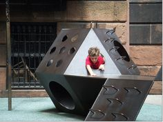 playscapes: St. George's Play Yard, David Aronson, New York City, 1967