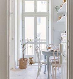 A Modern Swedish Country Home – The Global Villa Swedish Decor, Swedish Style, Swedish Interiors, Villa, Loft, Manga, Country, Instagram Posts, Modern