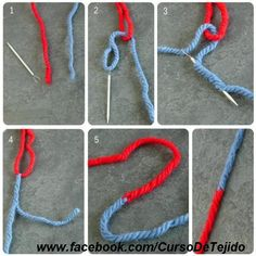 How to Change Color No Knot ❥ 4U // hf ❥Teresa Restegui http://www.pinterest.com/teretegui/❥