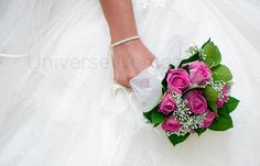 Girls Dresses, Flower Girl Dresses, Bridal Beauty, Floral Wreath, Bouquet, Wreaths, Wedding Dresses, Flowers, Fashion