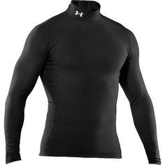 Under Armor Compression shirt in white for school