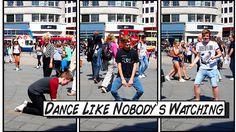 Dance like nobody's watching | with LordLouisLou Youtubers, Youtube