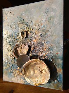 Muscheln Partei Golden Original Strand von COLORSofmyeARTh auf Etsy