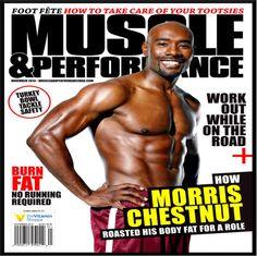 Morris CHESTnut!