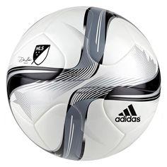 Adidas MLS 2015 Nativo Top Training Soccer Ball (White/Black/Silver   M36943   FREE SHIPPING