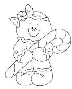 Collar Coloring Pages For Adults Christmas Gingerbread, Christmas Wood, Christmas Crafts For Kids, Christmas Pictures, Christmas Colors, Holiday Crafts, Xmas, Santa Coloring Pages, Colouring Pages
