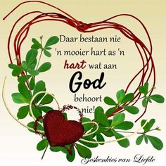 Scripture Verses, Bible Quotes, Goeie More, Afrikaans Quotes, Inspirational Qoutes, Living Water, Spiritual Inspiration, Homemade Gifts, Christian Quotes