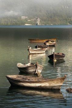 Sardinian fishing boats, Italy by socorro