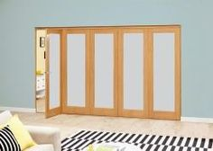 Internal Bifold Folding Doors | Express Doors Direct