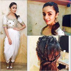 Punjabi Dhoti Salwar Suit For College Girls!! - NewsDog