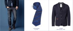 #MQ Blue Denim, Blues, The Selection, Fashion, Moda, Fashion Styles, Fashion Illustrations